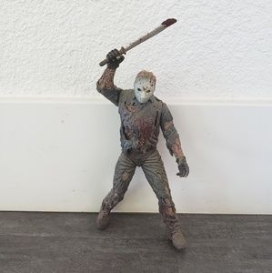 Jason Voorhees Horror Collectible Action Figure
